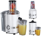 Russell Hobbs 22700 3 in 1 Ultimate Juicer - White