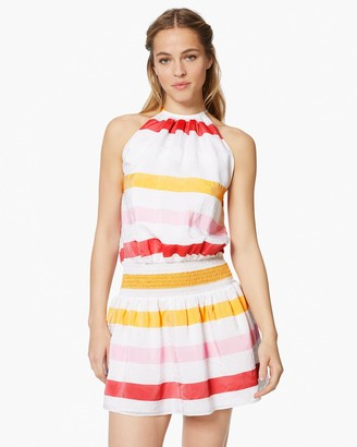 Ramy Brook Printed Paris Sleeveless Dress