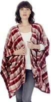 Alternative Blanket Yarn Dye Flannel Wrap