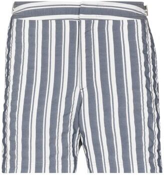 Orlebar Brown Setter vertical-stripe swim shorts