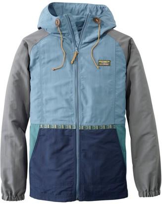 L.L. Bean L.L.Bean Men's Mountain Classic Jacket, Multi Color