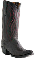 Lucchese Men's Since 1883 M1609. R4 Rounded Toe Cowboy Heel Boot