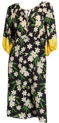 Kobi Halperin Briley Lily Midi Dress