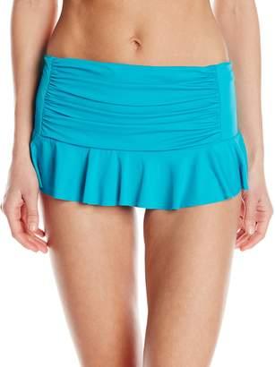 Bleu Rod Beattie Bleu | Rod Beattie Women's American Hustle Retro Swim Skirt