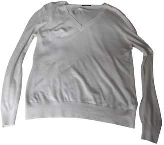 Petit Bateau White Linen Knitwear for Women
