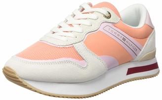 Tommy Hilfiger Women's Feminine Active City Sneaker Low-Top