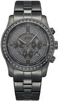 JBW Gray Vanquish Diamond Bracelet Watch - Men
