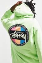 Stussy Surf Man Dot Hoodie Sweatshirt
