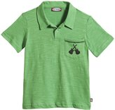 City Threads Cross Guitars Polo (Baby) - Elf-18-24 Months