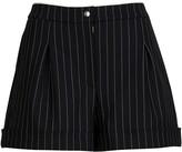 Acephala Striped Tailored Shorts
