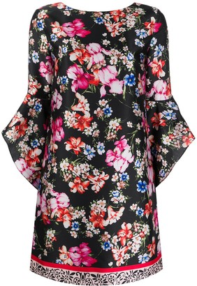 Liu Jo floral printed shift dress