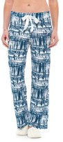 Catherine Malandrino Catherine Tie-Dye Pajama Pants (For Women)