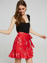 Portmans Bella Flippy Mini Skirt