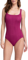 Gottex Cosmos Square-Neck One-Piece Swimsuit - Extra Coverage