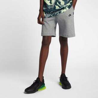 Nike Men's Sportswear Tech Fleece Fleece Shorts