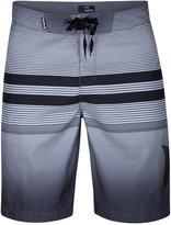"""Hurley Men's Southswell Ombré Stripe 21.5"""" Board Shorts"""