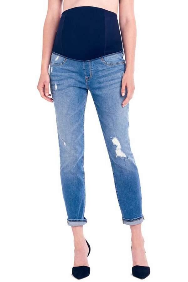 Ingrid & Isabel Boyfriend Jeans