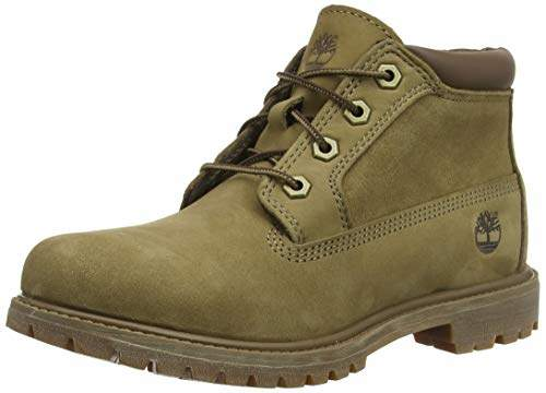 d4a398f7ebdcd Women's Nellie Chukka Leather Suede Ankle Boots,38.5 EU