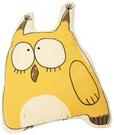 Smallable Yellow Owl Cushion