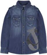 John Galliano Jean shirt