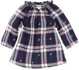 Hatley Ski Bunny Smocked Dress (Baby Girls)