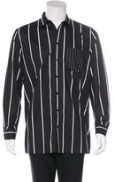Givenchy Striped Colombian-Fit Shirt