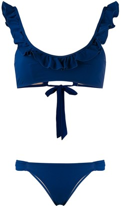 Emmanuela Swimwear Lisa ruffled bikini