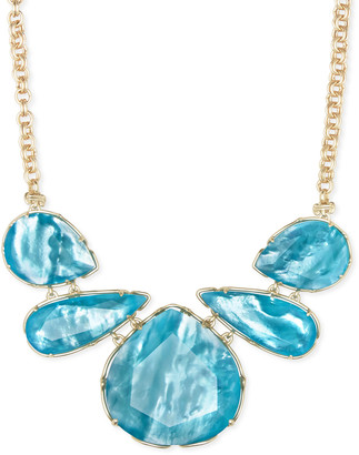Kendra Scott Kenzie Gold Statement Necklace