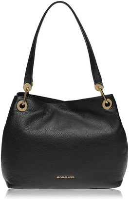 MICHAEL Michael Kors Raven Large Leather Tote Bag