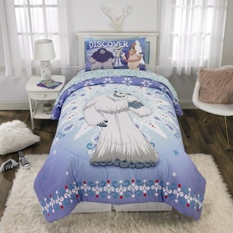 Smallfoot Bed in a Bag, Kids Bedding Set, Smallfoot and Friends