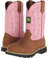 John Deere Pull-On Women's Work Boots
