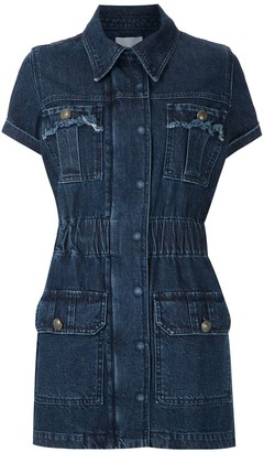 Andrea Bogosian Petrônia denim dress