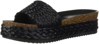 LFL by Lust for Life Women's L-Park Flat Sandal