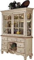 JCPenney Hillsdale House Meadowbrook Buffet and Hutch