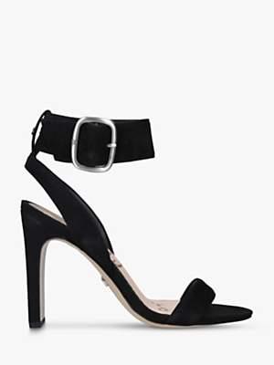 Sam Edelman Yola Block Heel Leather Sandals