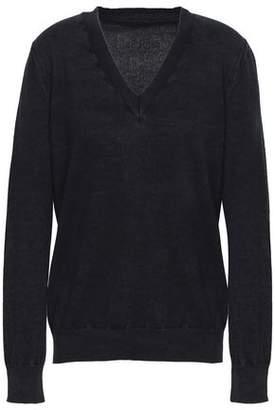 Maison Margiela Melange Cashmere Sweater