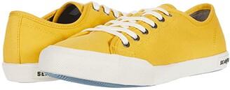 SeaVees Monterey Sneaker Standard (Golden Rod) Women's Shoes