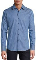 Robert Graham Sputnik Cotton Shirt