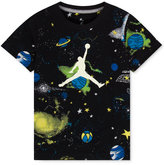 Jordan Galaxy Jump-Man Graphic-Print T-Shirt, Little Boys (2-7)