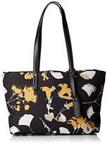 Le Tanneur Swana Imprime, Women's Shoulder bag, Multicolore (Tricolore), 12x23x34 cm (W x H L)