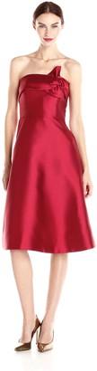 Erin Fetherston Erin Women's Katie Silky Twill Bow Dress