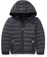 Ralph Lauren 2-7 Packable Quilted Down Jacket