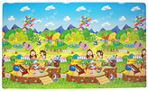 Animal Orchestra Play Mat