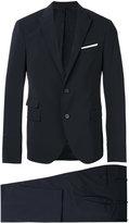 Neil Barrett two button jacket - men - Cotton/Polyester/Viscose - 48