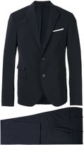 Neil Barrett two-piece suit - men - Cotton/Polyester/Viscose - 48