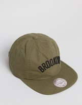 Mitchell & Ness Snapback Cap Brooklyn Nets With Adjustable Back