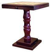 Frenchi Furniture Chess Table with two drawers