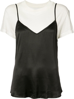 RtA Double-Layered T-Shirt Camisole