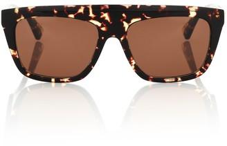 Bottega Veneta Tortoiseshell D-Frame sunglasses