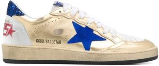 Golden Goose Ball Star low-top sneakers